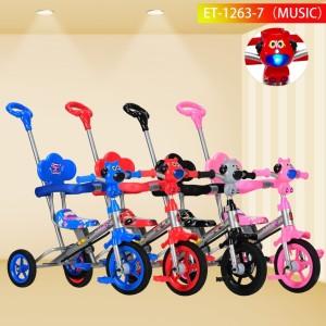 Harga sepeda roda 3 anak tricycle exotic at 605 7 8 | HARGALOKA.COM