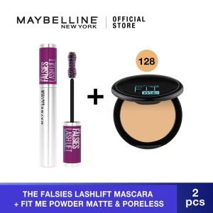 Harga maybelline the falsies lash lift very black mascara powder   HARGALOKA.COM