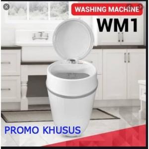 Harga mesin cuci mito 1 tabung praktis low watt wm 1 murah   HARGALOKA.COM