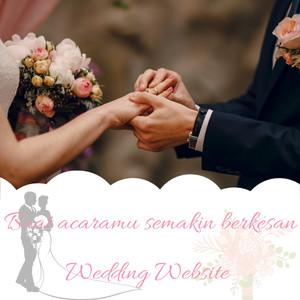 Harga promo jasa pembuatan website pernikahan wedding | HARGALOKA.COM