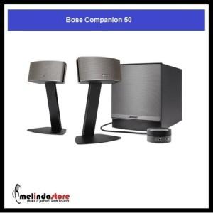 Harga bose companion 50 multimedia speaker | HARGALOKA.COM
