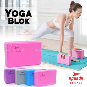 Info Balok Yoga Yoga Brick Yoga Block Warna Hitam Limited Edition Black Katalog.or.id