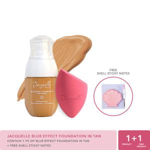 Harga jacquelle blur effect foundation   | HARGALOKA.COM