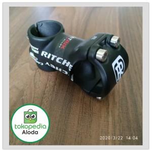 Harga ritchey wcs dof stem mtb 70 mm 31 8mm black   stem sepeda gunung | HARGALOKA.COM