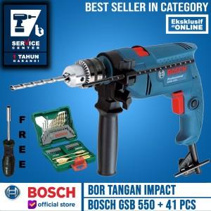 Katalog Paket Mesin Bor Beton Bosch Gsb 550 Mata Bor Bosch X Line 33 Pcs Katalog.or.id