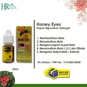 Harga honey eyes madu mata tetes | HARGALOKA.COM