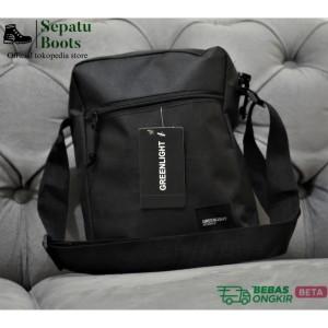 Harga tas pinggang waistbag selempang murah greenlight slimbag pria | HARGALOKA.COM