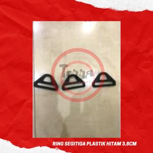 Harga ring segitiga aksesoris plastik tas murah jakarta bandung | HARGALOKA.COM