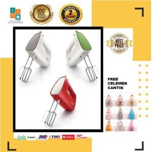 Harga philips hand mixer hr 1552 garansi resmi  hijau promo | HARGALOKA.COM