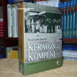 Harga buku keraton dan kompeni   surakarta dan yogyakarta | HARGALOKA.COM
