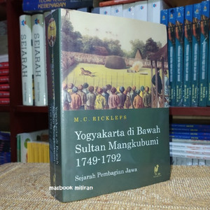 Harga buku yogyakarta di bawah sultan mangkubumi 1749     HARGALOKA.COM