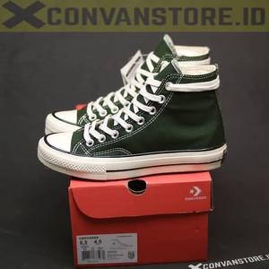 Harga promo sepatu converse 70s high herbal original premium pria wanita   green herbal | HARGALOKA.COM