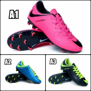 Harga sepatu sepak bola pria nike hypervenom mercurial tiempo terbaru murah   | HARGALOKA.COM