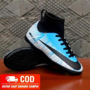 Harga sepatu futsal anak nike futsal mercurial cr7 kids high 33 38 terbaru   | HARGALOKA.COM