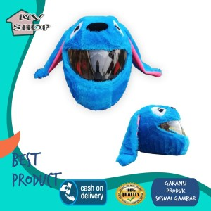 Info Jual Gjs Sarung Helm Karakter Sarung Helm Elmo Cover Helm Katalog.or.id
