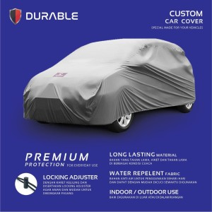Harga vw polo car body cover sarung selimut mobil durable   | HARGALOKA.COM