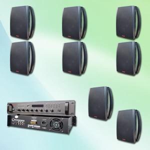 Harga paket sound system cafe restoran cb 10 wall speaker berkualitas   HARGALOKA.COM