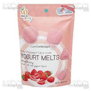Harga wel b freeze dried yogurt melts 20g for 12m snack bayi baby   | HARGALOKA.COM
