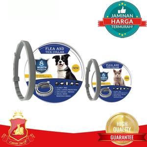Harga kalung anti kutu anjing kucing kelinci   collar obat kutu hewan   | HARGALOKA.COM