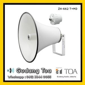 Harga horn speaker corong toa masjid zh 662 t md zh 662 60 watt | HARGALOKA.COM