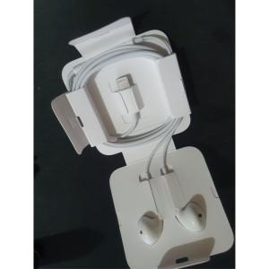 Harga earphone lighting original copotan 100 apple iphone 7 8 x xr xs   HARGALOKA.COM