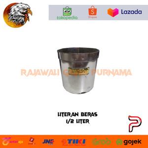 Harga literan beras 1 2 | HARGALOKA.COM