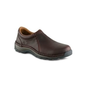 Harga promo safety shoes 2322 red wing women 39 s slip on | HARGALOKA.COM