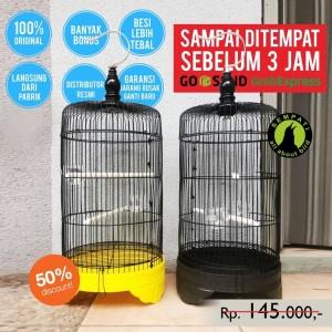 Harga sangkar besi import kandang burung pleci ciblek kolibri dll   HARGALOKA.COM