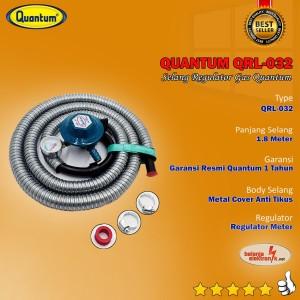 Harga selang regulator gas quantum qrl | HARGALOKA.COM