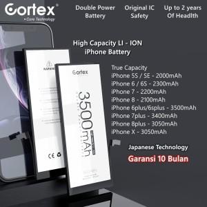 Harga cortex iphone baterai battery high capacity real capacity batre   5s | HARGALOKA.COM