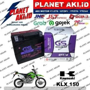 Harga aki motor kawasaki klx 150 gtz7s gs y accu kering | HARGALOKA.COM