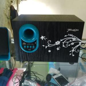 Harga speaker ichiko ls 70 multimedia aktif 2 1ch aktiv subwoofer   HARGALOKA.COM
