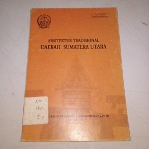 Harga arsitektur tradisional daerah sumatra | HARGALOKA.COM