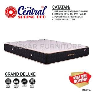 Harga kasur central grand deluxe 100 x 200   mekar | HARGALOKA.COM