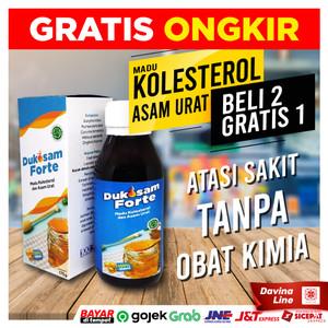 Harga obat kolesterol herbal penurun asam urat herbal ampuh dukosam   HARGALOKA.COM