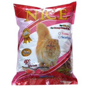 Katalog Nice Cat Food Repack 1kg Katalog.or.id