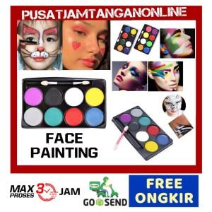 Harga ready bandung termurah cat minyak face and body painting anak | HARGALOKA.COM