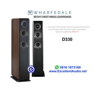 Harga wharfedale d330 pasif floorstand speaker for music and home   HARGALOKA.COM