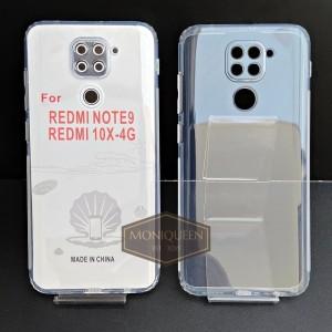 Harga case redmi note 9 premium clear soft case bening transparan   HARGALOKA.COM