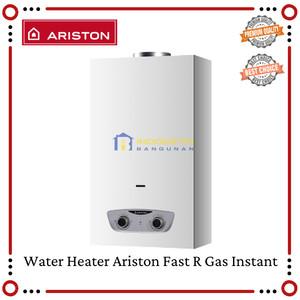 Harga water heater gas ariston fast r lpg gas original amp garansi resmi | HARGALOKA.COM