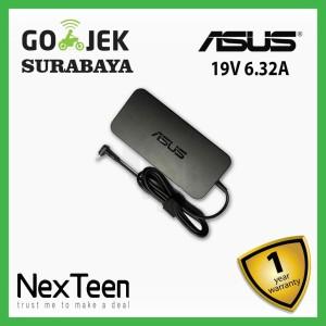 Harga adaptor charger orignal asus 19v 6 32a for rog gl552vw g551vw | HARGALOKA.COM