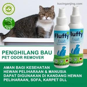 Harga penghilang bau kandang pasir kucing amp hewan peliharaan ampuh   HARGALOKA.COM