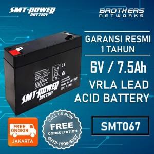 Harga battery mainan motor mobil anak pliko baterai 6v 7ah 7 5ah aki | HARGALOKA.COM