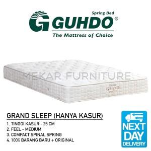 Harga grand sleep   kasur merk guhdo   mekar furniture   90 x | HARGALOKA.COM