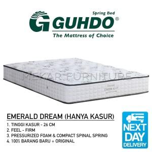 Harga emerald dream   kasur merk guhdo   mekar furniture   90 x | HARGALOKA.COM