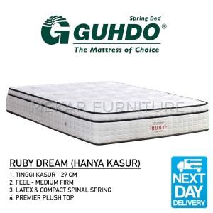Harga ruby dream   kasur merk guhdo   mekar furniture   90 x | HARGALOKA.COM