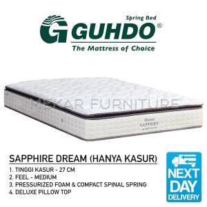 Harga sapphire dream   kasur merk guhdo   mekar furniture   90 x | HARGALOKA.COM