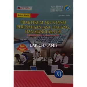 Harga buku praktikum akuntansi perusahaan jasa dagang manufaktur kelas | HARGALOKA.COM