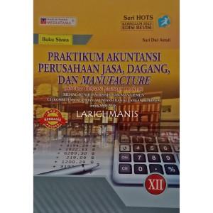Harga buku praktikum akuntansi perusahaan jasa dagang manufacture kelas | HARGALOKA.COM