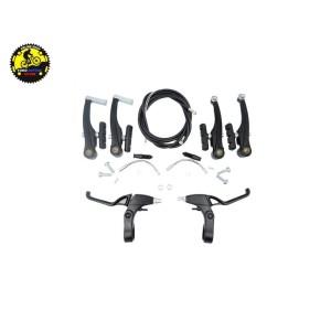 Harga logan rem sepeda v brake set mtb bmx set | HARGALOKA.COM